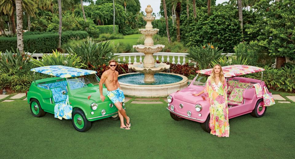 His & Hers Island Cars