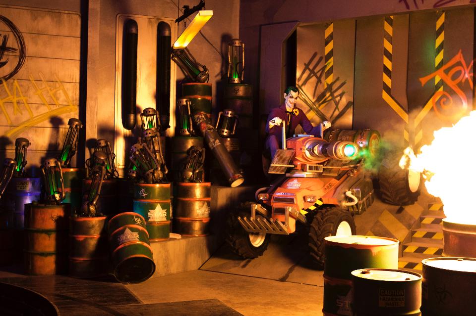 The Joker Fire Element